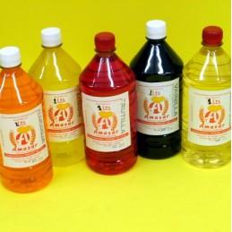 Colorante Liquido Rojo X   1 L  - 1