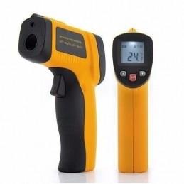 Termometro Digital Infrarojo Sin Contacto  300ºc X Unid.  - 1
