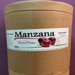Mermelada Repostera De Manzana Artesanal X  10 Kg  - 1