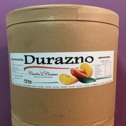 Mermelada Repostera De Durazno Artesanal X  10 Kg  - 1