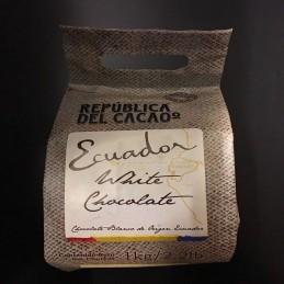 Chocolate Cobertura Blanco Para Templar X   1 Kg - Republica Del Cacao Republica Del Cacao - 1