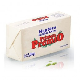 Manteca X 2.5 Kg - Primer Premio Primer Premio - 1