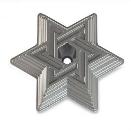 Star Of David Bundt Pan - 10 Cup - 59548 X Unid. - Nordic Ware Nordic Ware - 1