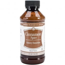 Saborizante Emulsion Canela Con Especias X  118 Cc - Lorann Lorann - 1