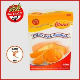 Polvo Para Hornear - Sin Tacc X  200 G - Glutal Glutal - 1