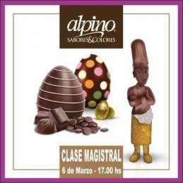 Clase Huevos De Pascua + Alpino X 1 Kg X Unid.  - 1