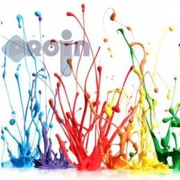Colorante Liquido - Anaranjado X  100 Cc - Proin Proin - 1