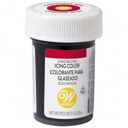 Colorante En Gel - Rojo Navidad - 610-313 X   28 G - Wilton Wilton - 1