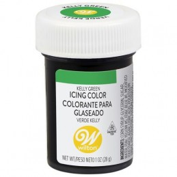 Colorante En Gel - Verde Kelly - 610-323 X   28 G - Wilton Wilton - 1