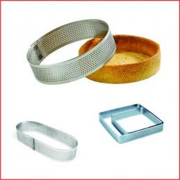 Cintura Redonda Microperf.- 3.5Cm X 20cm X Unid.  - 1
