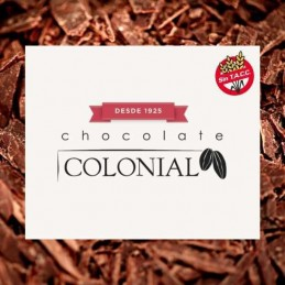 Chocolate Baño Moldeo Semiamargo - Sticks A Granel X  250 G - Colonial Colonial - 1