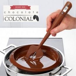 Chocolate Cobertura Semiamargo Para Templar 80 % X  500 G - Colonial Colonial - 1