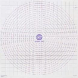 Placa De Trabajo Antiadherente 60x60 - 409-412 X Unid. - Wilton Wilton - 1