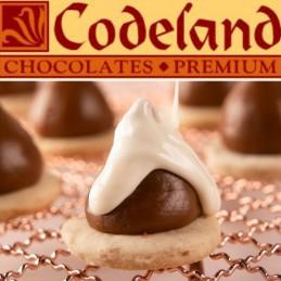 Chocolate Baño Reposteria Blanco Esp. X   1 Kg - Codeland Codeland - 1