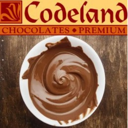 Chocolate Baño Reposteria Con Leche Esp. X  250 G - Codeland Codeland - 1