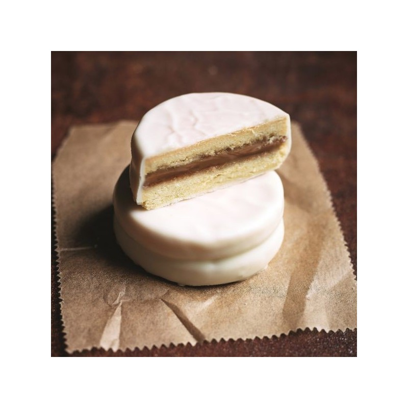 Chocolate Carat Coverliq Alfajorero Blanco X   1 Kg - Carat Carat - 1