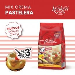Polvo Mix Para Preparar Crema Pastelera X  250 G - Keuken Keuken - 1