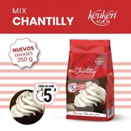 Polvo Mix Para Preparar Crema Chantilly X  250 G - Keuken Keuken - 1