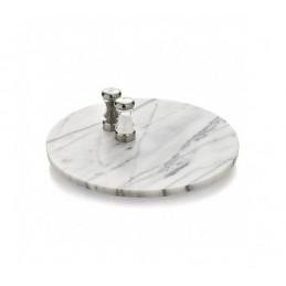 Soporte Para Torta Giratorio De Marmol 30 Cm X Unid.  - 1